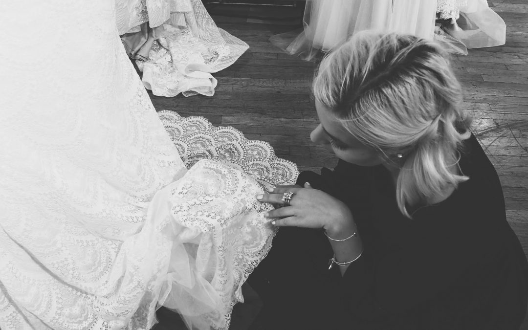 The Journey to the Start of Laura & Leigh Bridal