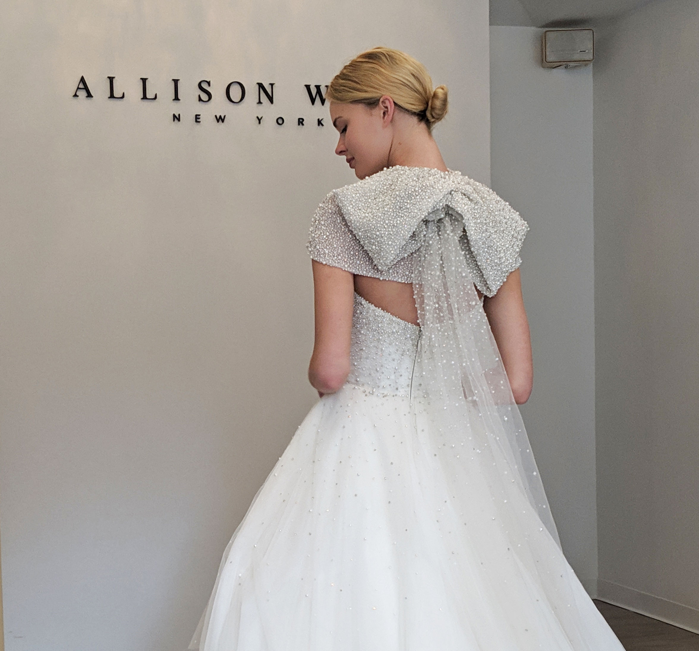 Hey 2020 And 2021 Brides Check Out The Latest Trends From Ny Bridal Fashion Week Laura And Leigh Bridal