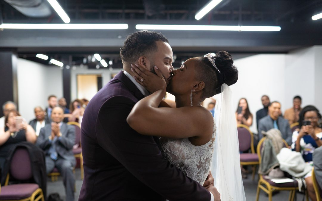 Married During COVID-19: How Brielle and Kylil's Magical Wedding Day Stayed Perfect Despite the Coronavirus Shutdowns