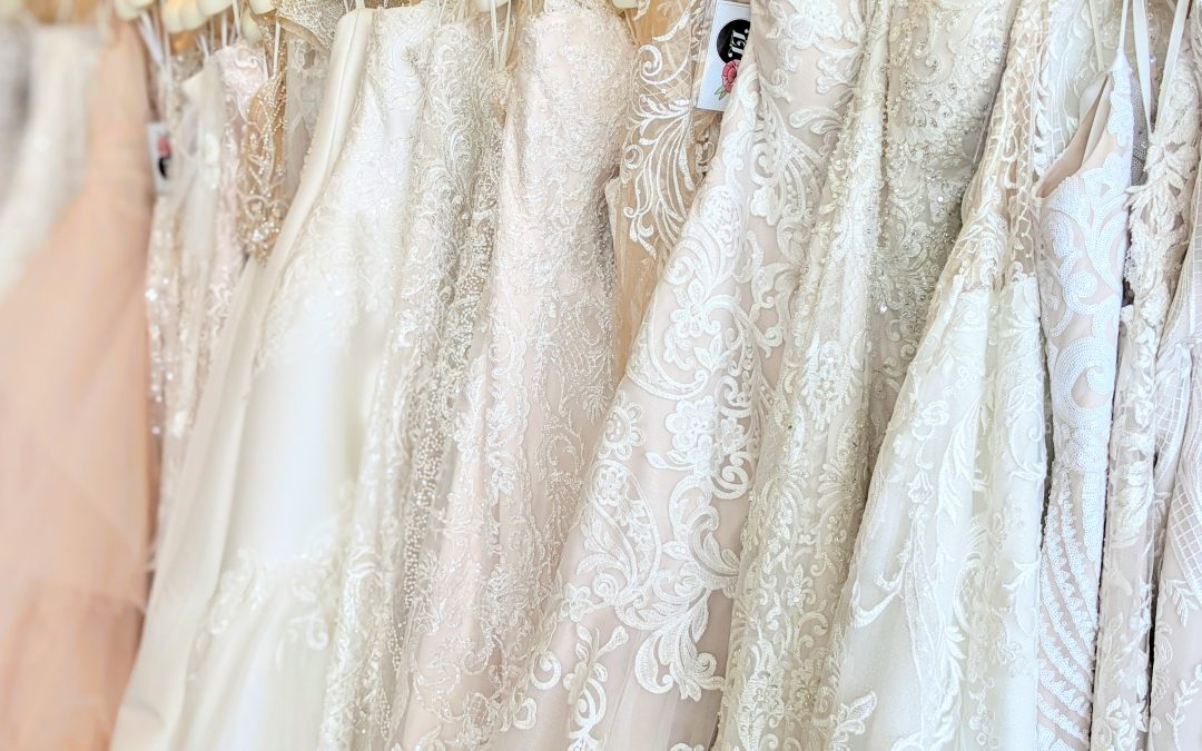 Say Yes to the Dress at a Bridal Sample Sale
